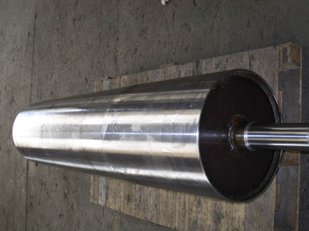 Evans Steel Roller